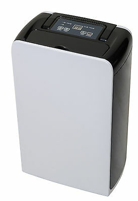 Portable Dehumidifier with Air Filtration. Quite, Compact & Low Energy