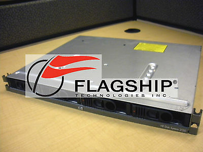 HP A7382A A7382AE StorageWorks DS2120 Rackmount 4 Bay SCSI Enclosure