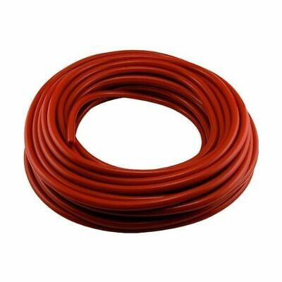"""5/16"""" Beer / Gas Tubing, 100' Roll - Red CO2 Nitrogen Draft Gas Line"""