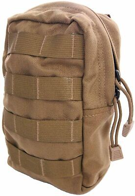 U.s Military Marine Corps Coyote Brown Mod Utility Pouch Molle Ii Specter New