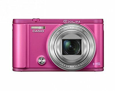 Casio Exilim EX-ZR3600 Selfie Digital Camera (Vivid Pink) BRAND NEW!!