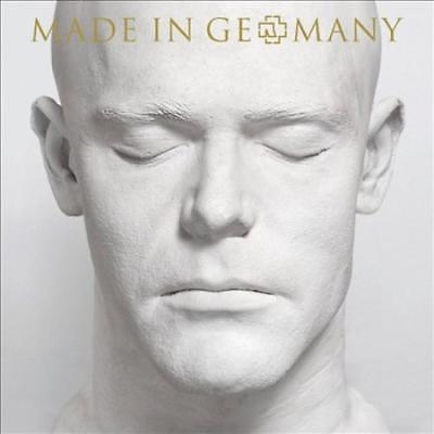 Rammstein - Made In Germany: 1995-2011 [2Cd Deluxe Edition] [Digipak] New Cd