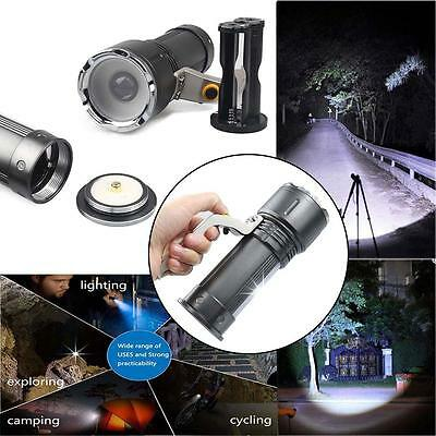3500lm Cree Q5 Bead Led lampe 3 Modes Rechargeable Camping Torch Lumière Hot DC