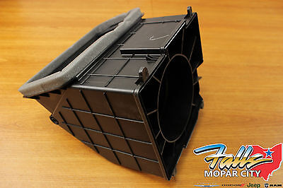 2002-2010 Dodge Ram 1500 - 5500 Air Recirculation Blend Door Housing Mopar OEM