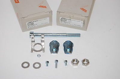(2) NIB IFM E21083 05 Mounting Bracket Rod