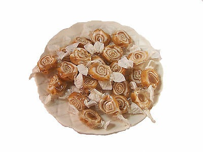 TOFFEE WHIRLS  -  1KG  -  BULK LOLLIES - CANDIES - TOFFEE Post Included