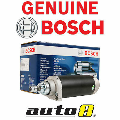 Genuine Bosch Starter Motor suits Mariner Mercury Outboard 115 150 175HP