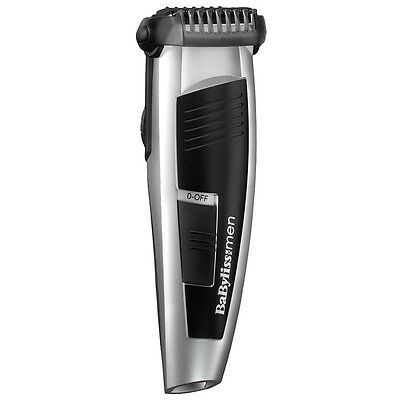 New BaByliss BA-7848U Stubble Trimmer Shaver Hair removal  for Men