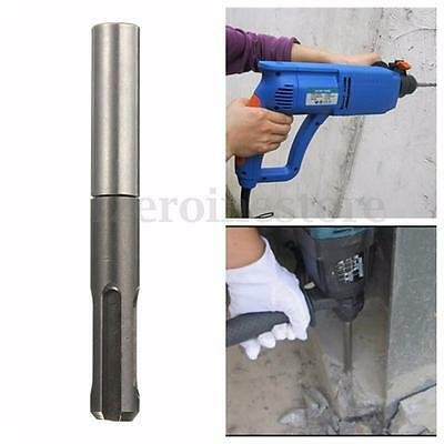 """MAGNETIC BIT HOLDER SDS Plus Drill Adapter to 1/4"""" Hex Adaptor Screwdriver OVP"""