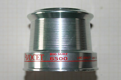 Bobine Alu Complet Moulinet Mitchell Avocet Big Surf 6500 Reel Part Spool Bobina