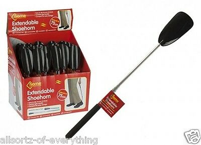 2 x Extending Telescopic Shoe Horn Shoes Remover Shoehorn Mobility Help