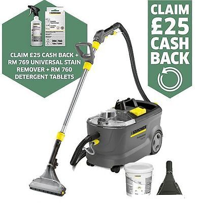 NEW Karcher Puzzi 10/1 Carpet & Upholstery Cleaner 11001320 (Replaces Puzzi 100)