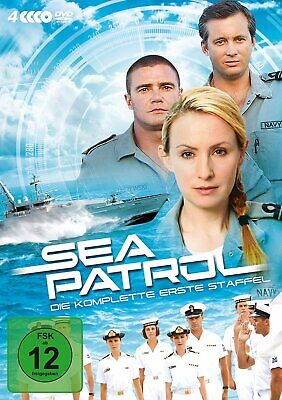 Sea Patrol - Die komplette Season/Staffel 1 # 4-DVD-BOX-NEU