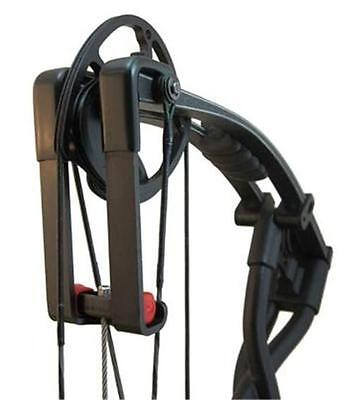 Archery Compound Bowmaster Portable Bow Press Split Limb Adaptor L Bracket G2