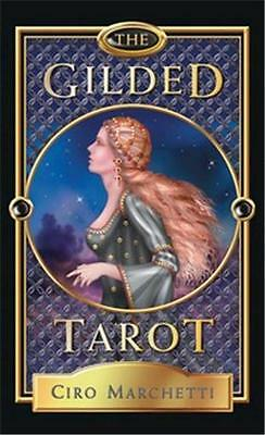 The GILDED TAROT KIT: Deck and Book!