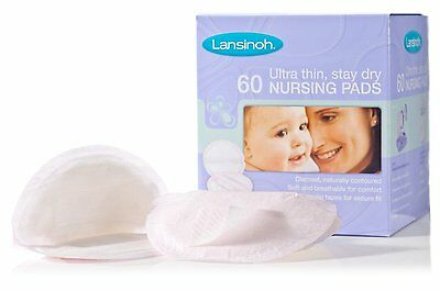 Lansinoh Disposable Nursing Pads (Pack of 240 Pieces) VALUE  PACK BRAND NEW