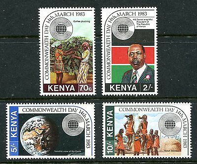 Kenya 1983 Commonwealth Day  MNH