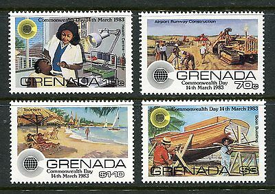 Grenada 1983 Commonwealth Day  MNH