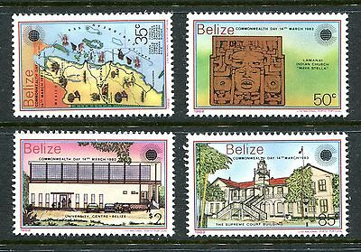 Belize 1983 Commonwealth Day  MNH