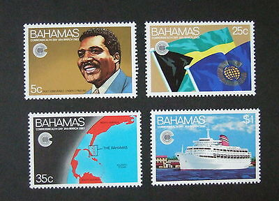 Bahamas 1983 Commonwealth Day  MNH