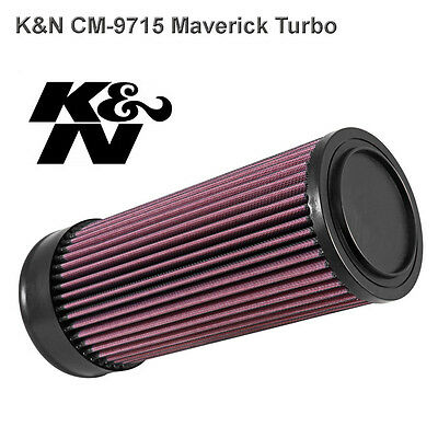 CanAm MAVERICK 1000R TURBO K&N Performance Air Filter CM-9715 1000 DS Max