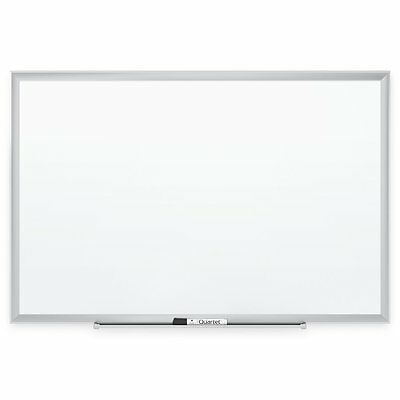 Quartet Whiteboard, 24 x 18 Inches, Silver Aluminum Frame (S531) smooth writing