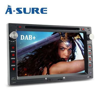 For VW Golf MK4 Bora Passat B5 Jetta T5 Car CD DVD Player Stereo Unit GPS Radio