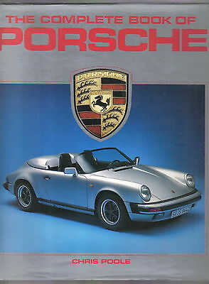 Complete Book of Porsche 356 911 912 930 914 924 944 928 930 959 904 962 +