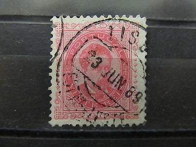 A2P1 PORTUGAL 1887 20r USED