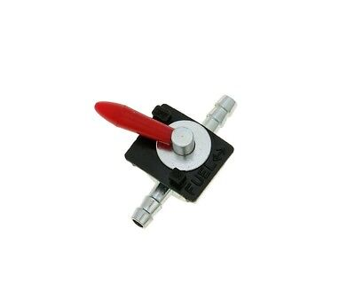 Fuel valve manual 6mm - universal