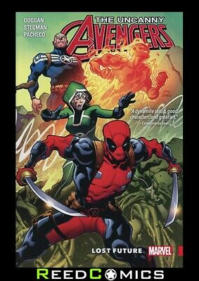 UNCANNY AVENGERS UNITY VOLUME 1 LOST FUTURE GRAPHIC NOVEL New Paperback
