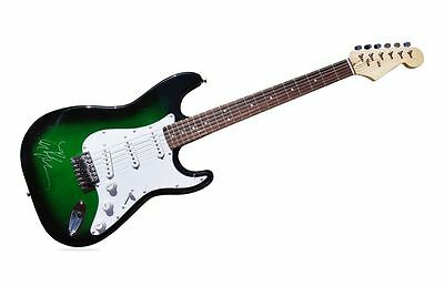 Lindsey Buckingham Fleetwood Mac authentic signed electric guitar W/ Certific...