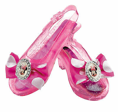 NEW Disney Minnie Mouse Kids Shoes, One-size, One-size