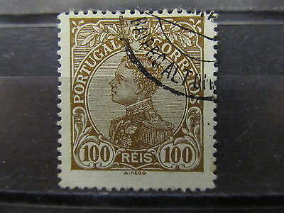 A2P1 PORTUGAL 1910 100r USED