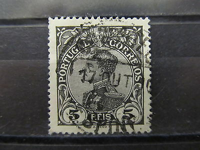 A2P1 PORTUGAL 1910 5r USED