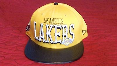 952fc2daafd NEW ERA LOS ANGELES LAKERS kobe bryant SNAPBACK HAT CAP 9FIFTY NBA