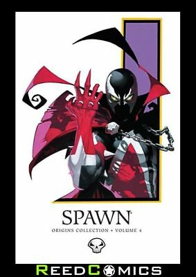SPAWN ORIGINS VOLUME 4 GRAPHIC NOVEL New Paperback Collects Issues #21-26
