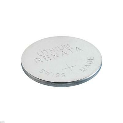 Renata CR2032 Swiss Made 3V Lithium Coin Cell Battery
