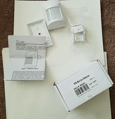 NEW PIR Motion Sensor Detector Digital Life AT&T SKU 41802 intrusion unit