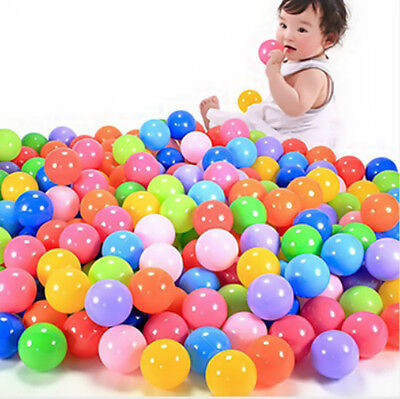 50pcs Ocean Ball Balloon 2016 Kid Toy Playground Equipment Soft Plastic