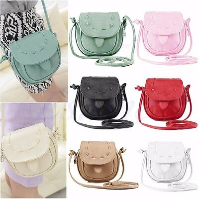 Fashion Women Lady Leather Messenger Shoulder Crossbody Bag Satchel Handbag Tote