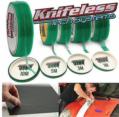 Knifeless Tape Car Wrapping Films Signs Vinyl Decals Striping Knife Less Wrap