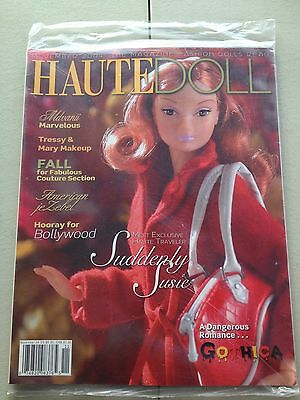 Haute Doll Magazine Barbie November 2004 Suddenly Susie Gothica Sealed