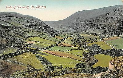 Northern Ireland Postcard Vale Of Glenariff Co Antrim  J0 028