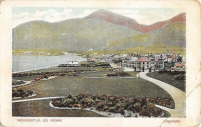 Northern Ireland Postcard Newcastle Co Down  J0 012