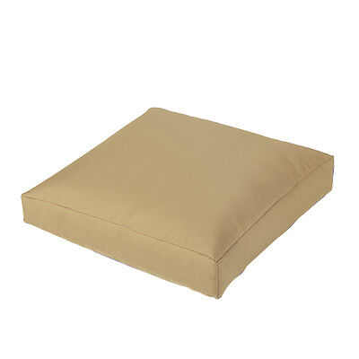 Stone Jumbo Large Waterproof Outdoor Cushion Chair Seat Cover Pads Plush Pillow