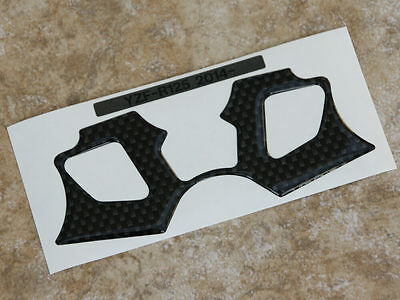 Carbon Fibre Effect Yoke Cover Protector to  fit Yamaha YZF R125 2014 on
