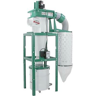 G0441 Grizzly 3 HP Cyclone Dust Collector