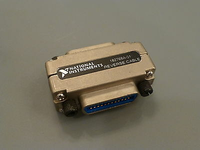 National Instruments 182768A-01 NI GPIB Reverse Cable Adapter
