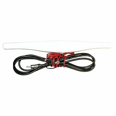 Seaworthy Amplified Antenna 60° Wire with Plug Under Dash Mount Ant SEACAAMFM L